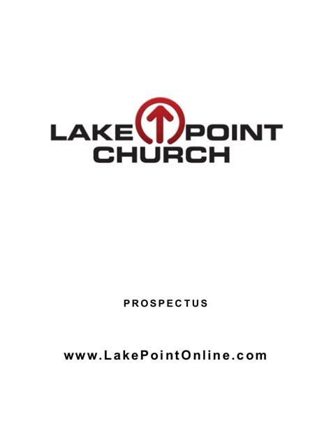 lake point collection l lake point church prospectus