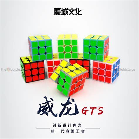 Premium 3x3 Rubik Moyu Weilong Gts thecubicle us moyu weilong gts 3x3