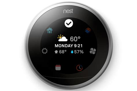 3rd generation nest learning thermostat arrives in the uk