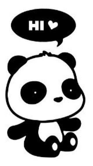 imagenes kawaii osos pin de atikah hanum en panda pinterest fondos fondos