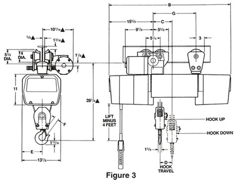 yale hoist wiring diagram yale free engine image for