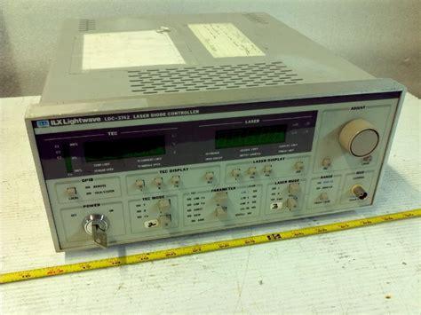 laser diode controller ilx lightwave ldc 3742 laser diode controller