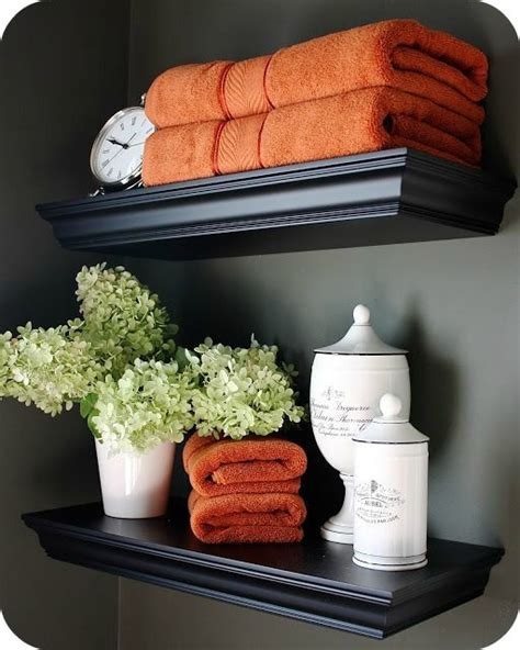 Bathroom Decor Above Toilet This Is A Great Idea For Decorating Above My Toilet In The