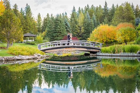 Devonian Botanic Garden Weddings Archives Blue Photography