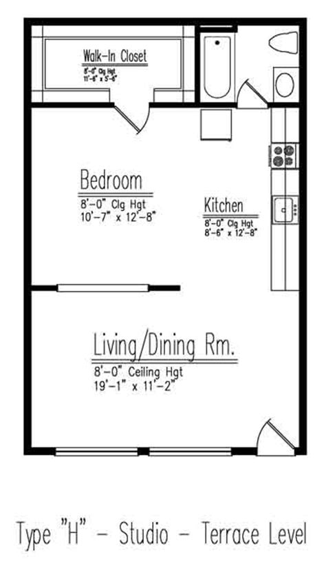 types of apartment layouts studio apartments croton on hudson ny
