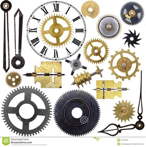 part of an old clock now a piece of art hmm vintage clock parts stock photo image of clockwork cogs wheels