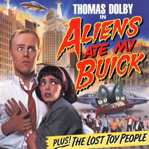 Dolby Aliens Ate My Buick Funk Junk Pulp Culture Dolby S Aliens Ate My
