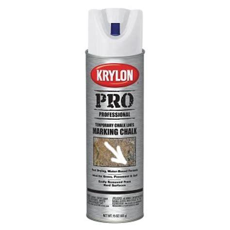 chalkboard spray paint ace hardware 724504058946 upc krylon 15 oz white marking chalk spray
