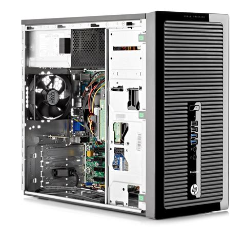 Hp Business Prodesk 490 G3 Mt Non Windows T9z20pa hp renew prodesk 400 g3 mt p5k07ear i5 6500 4gb 500gb dvdrw freedos 2 0