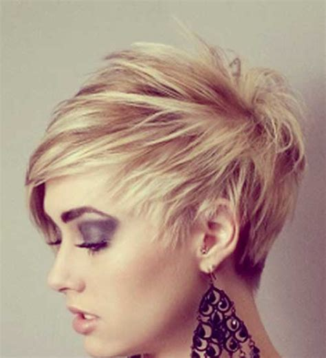 blonde asymmetrical haircuts short blonde hairstyle ideas short hairstyles 2017