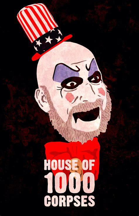 rob zombie house of 1000 corpses house of 1000 corpses rob zombie captain spaulding horror movie