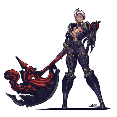 Blade And Soul How To Search For Blade And Soul Destroyer By Blazbaros On Deviantart