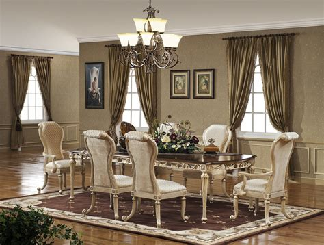 traditional dining room chairs the cleopatra formal dining room collection dining room
