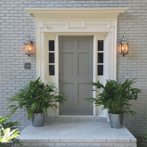front door colors for gray house new house exterior color scheme sherwin williams gray