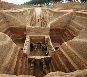 African Wall Murals ancient chinese tombs the thirteen tombs of the ming
