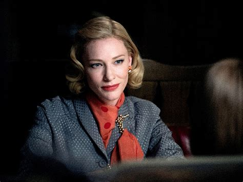 A Carol The - can you capture cate blanchett as carol white lies