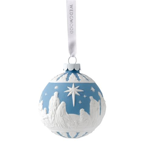 wedgwood nativity ball christmas ornament 2016 wedgwood