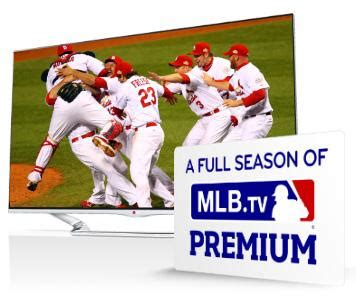 mlb tv apk smart tv apps everyone should use mlb tv slideshow from pcmag