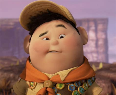 film up boy disney characters who are overly optimistic movies