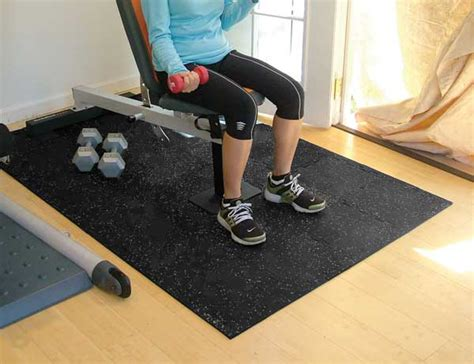 Rubber Workout Flooring by Rubber Floor Tiles Workout Rubber Floor Tiles