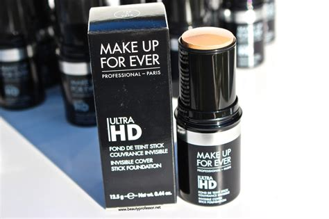 Makeup Forever Hd Foundation Stick Professor Make Up Forever Ultra Hd Invisible Cover