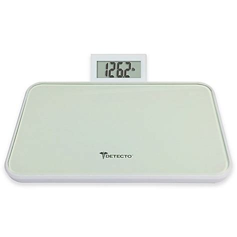 travel bathroom scale detecto 174 pop up lcd screen digital travel scale bed bath