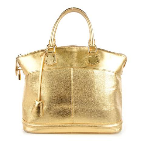 Louis Vuitton Suhali Lockit Mm by Louis Vuitton Suhali Lockit Mm Gold 131977