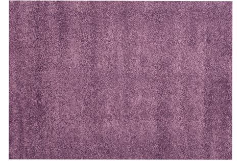 Purple Shag Area Rugs Domino Purple Shag Area Rug At Gardner White