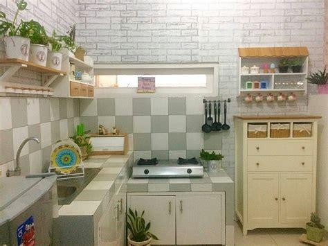 desain dapur sederhana nan cantik inspirasi terbaru dapur minimalis sederhana mungil nan