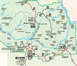 grand map mapa plan plano karte carte arizona