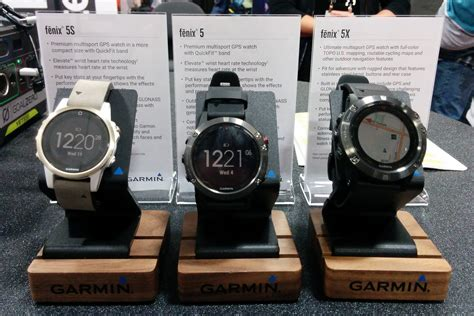 Apple Series 4 Vs Garmin 935 by Preview Garmin Fenix 5 5s And 5x With Maps Gps Sport Watches