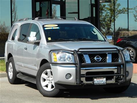 nissan armada road nissan armada road accessories