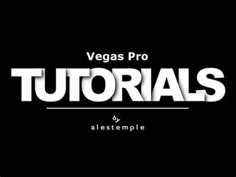 sony vegas pro title tutorial sony vegas tutorials film looks funnydog tv