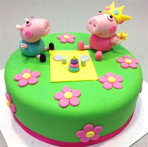 la cucina di peppa pig decorazioni torte peppa pig foto buttalapasta