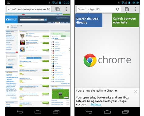 how to make chrome default browser on android android jelly bean rumor up in depth softonic
