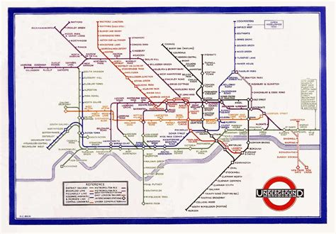 map of the underground grace elliot happy anniversary 150 years of the