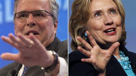 Bush Vs Clinton by Alternate History 2016 Jeb Bush Vs Clinton
