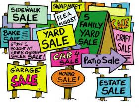 Garage Sales by City Wide Garage Sale Smithville Chamber Of Commerce