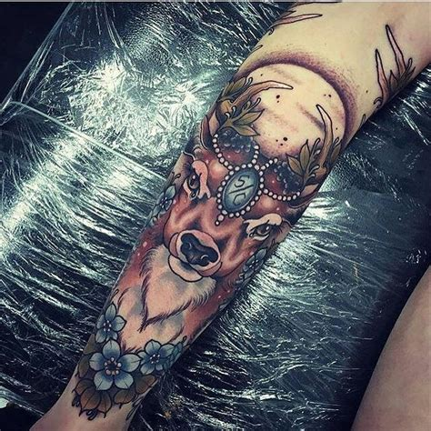 blue animal tattoo vila guilherme tom bartley tattoo inspiration tattoos pinterest