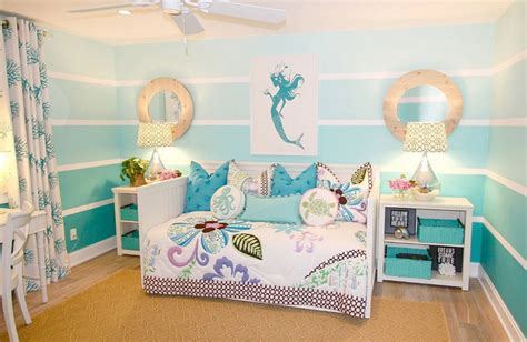 mermaid room mermaid inspired child s room