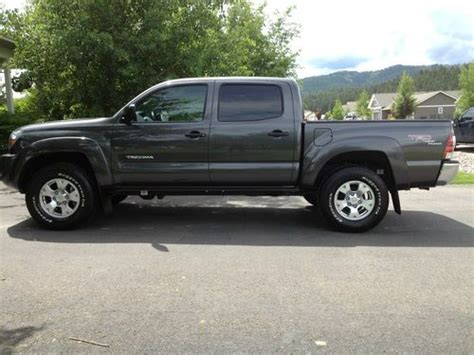 Toyota Tacoma 2011 For Sale Purchase Used 2011 Toyota Tacoma Trd Road Package