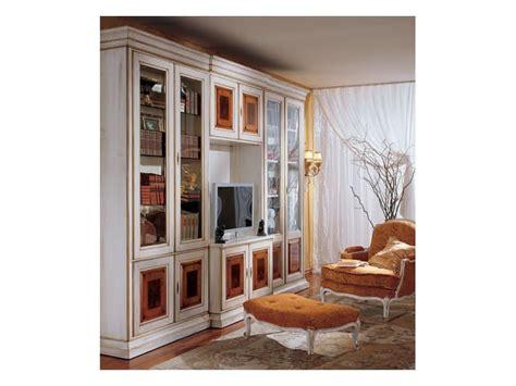 librerie classiche di lusso libreria classica di lusso in legno idfdesign
