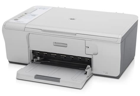 Printer Hp F4210 multifunkcijski ure苟aj hp deskjet f4210 all in one