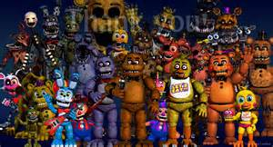 Fnaf world is a five nights at freddy s rpg coming soon gamezebo