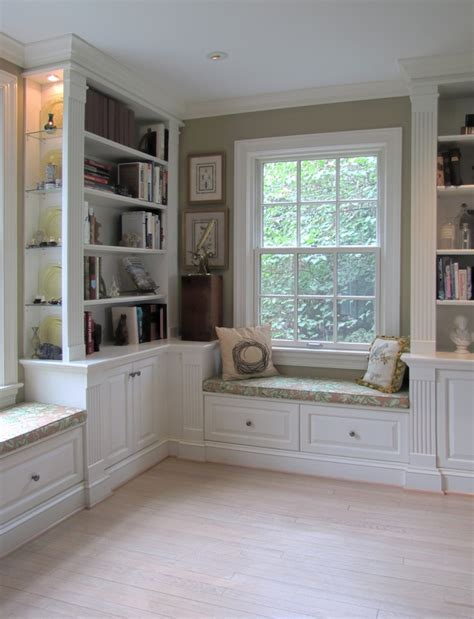 built ins painted built ins home great room library ideas