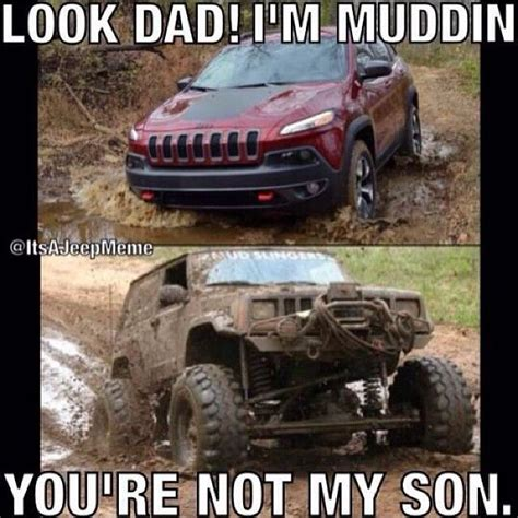 jeep meme 38 best funny truck stuff images on pinterest autos car
