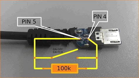 4 pin micro usb wiring diagram usb wiring diagram