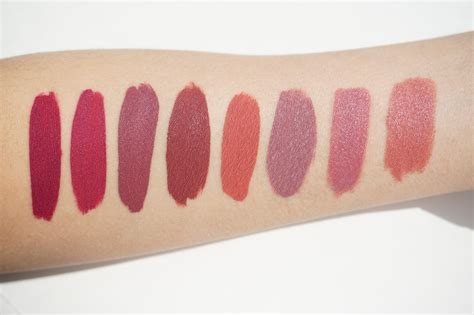 Colourpop Lumiere 2 Ultra Matte 4ft8 swatch and review colourpop part ii ultra matte