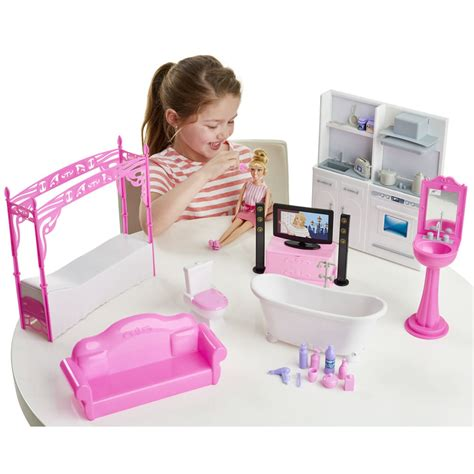 Play Kettle And Toaster Set Wilko Bumper Room Set With Doll At Wilko Com