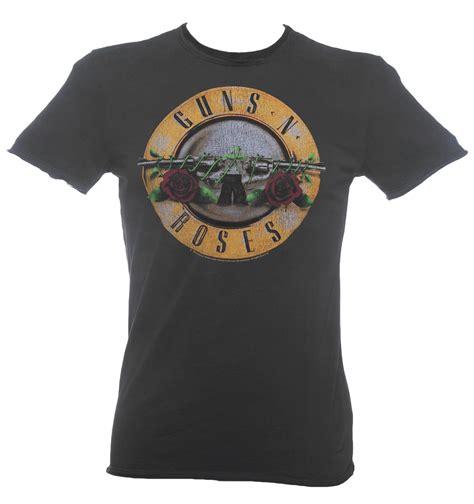 Kaos Guns N Roses Black axl mickey mouse shirt kamos t shirt
